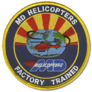 MD Helicopters factory trained