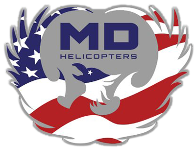 MD500 Helicopters logo
